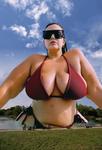 Giantess Emily Jones