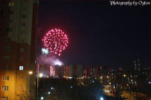 2010 Firework Shows on Atakent by crazytux