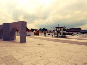 Ataturk's miniature home