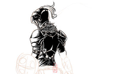 Sketch Fanart Goblin Sayer