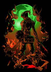 Fanart Goblin Slayer by YahyaDiatmika