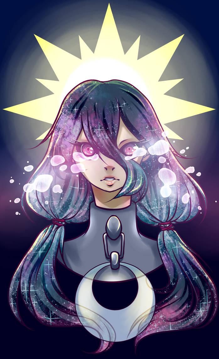 Galaxia by Hikari-Kashay