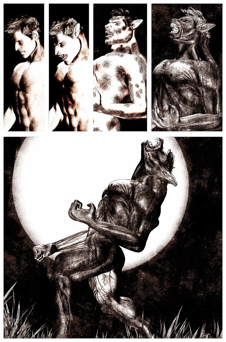 Werewolf Transformation Stories   LoveToKnow