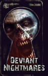 Deviant Nightmares 2014 Keyhole Cover Concept-
