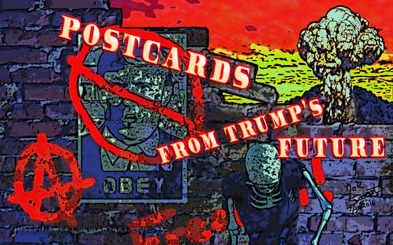 Post Cards from Trump's Future