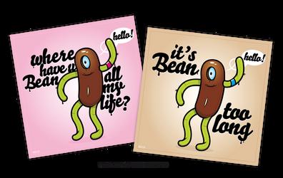 I've Bean around by Branieman