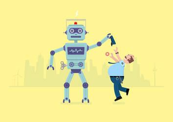 RoboCop by Branieman