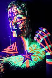 The glow by defineInfinite