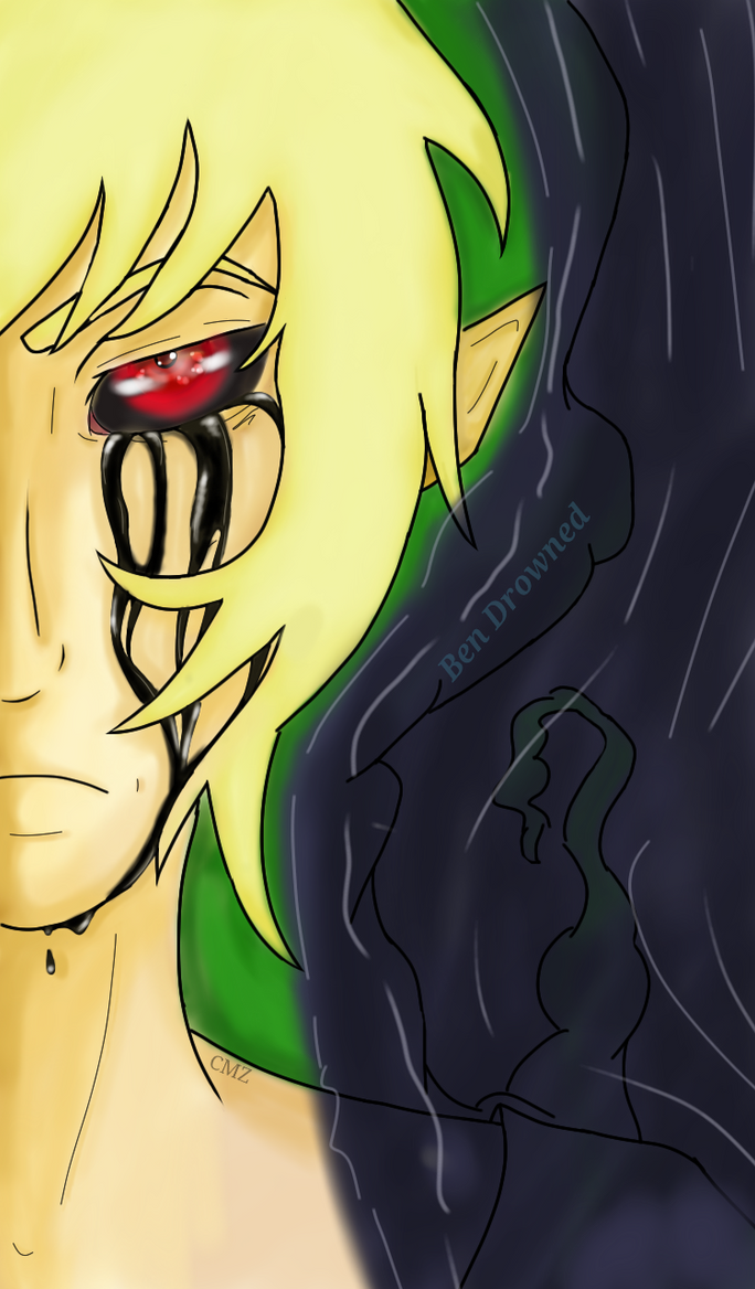 Ben Drowned by Gothchick1995