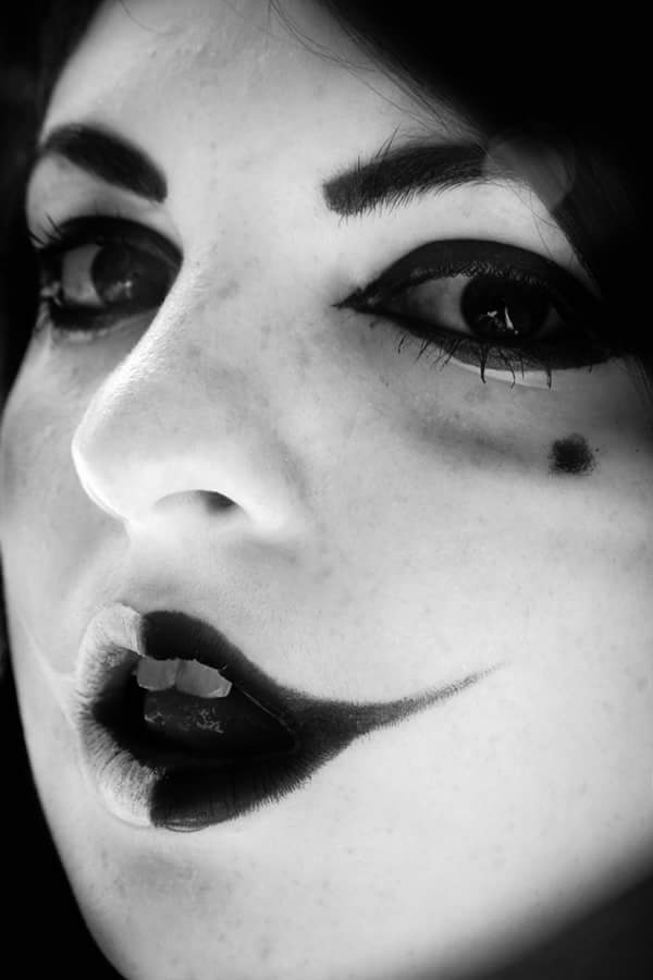 LJ inspired makeup by Gothchick1995