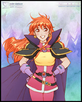 Slayers Next: Lina Inverse