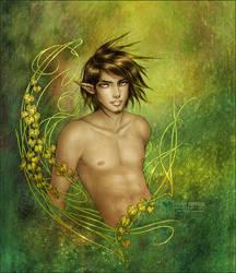 Master of Poison Ivy by daekazu