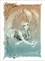 Siren Dreams by daekazu