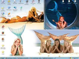 Mermaids from the movies