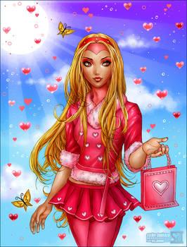 Pink Sugar: Absolutely Pink