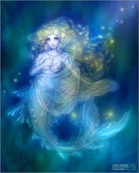 Deep Blue by daekazu