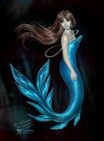 Blue Tail by daekazu