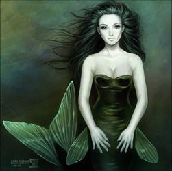 Aquarius by daekazu