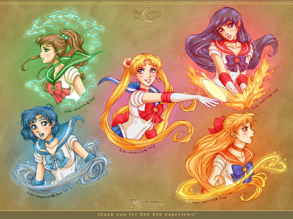 Sailor Moon: Gold 5