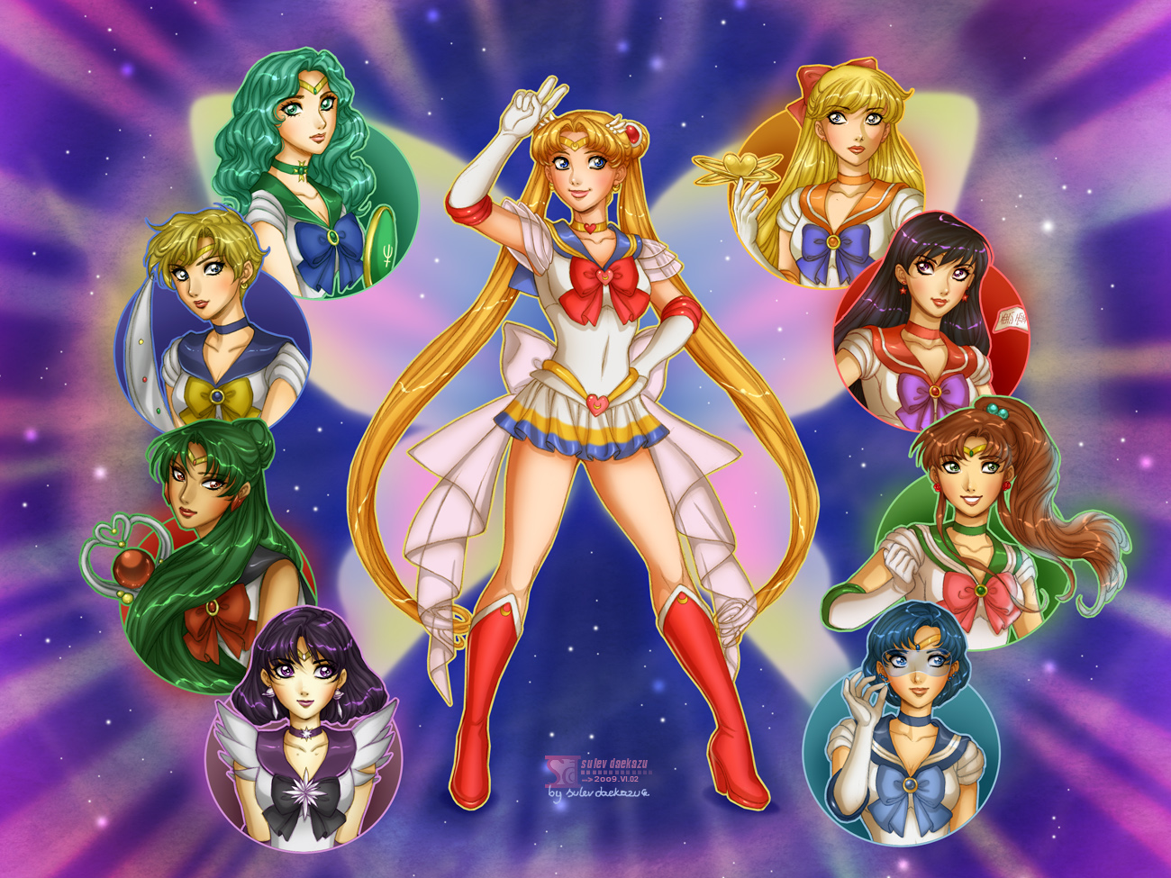 sailor moon 2 favourites -#main