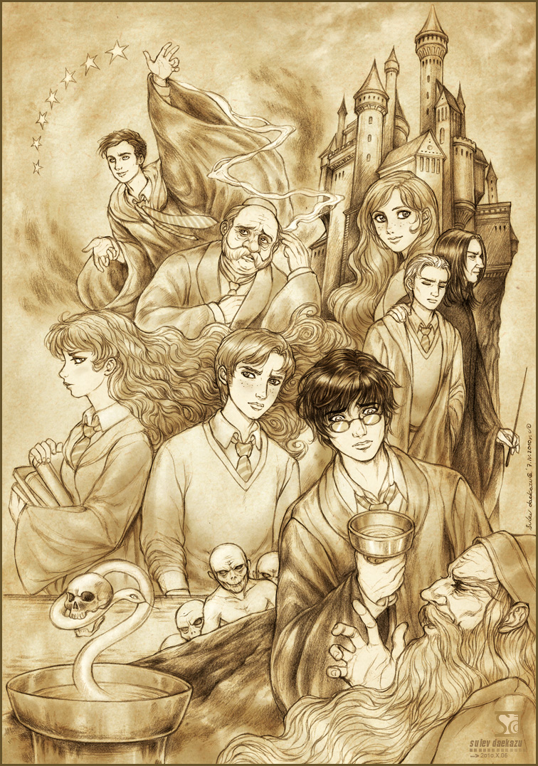 Harry Potter and the HB Prince