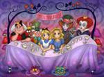 Alice vs Almost Alice