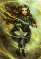 Hermione by daekazu