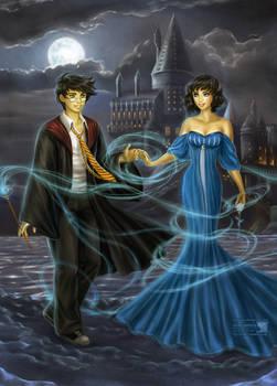 Harry Potter in love