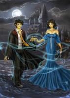 Harry Potter in love by daekazu