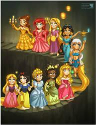 Your fav Disney's Princess