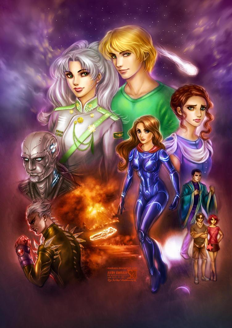 The Sophie Trilogy by daekazu