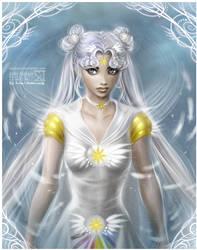 Sailor Cosmos by daekazu