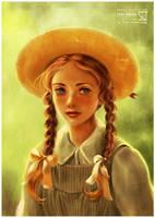 Anne of Green Gables by daekazu