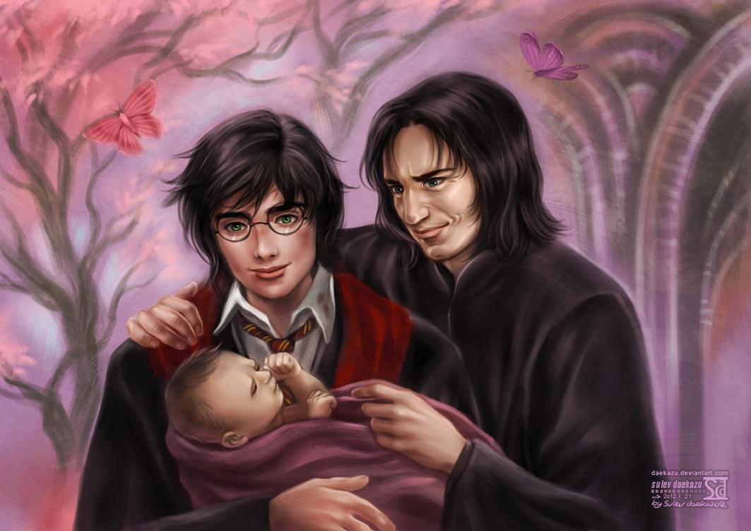 Harry Potter: New Beginning by daekazu