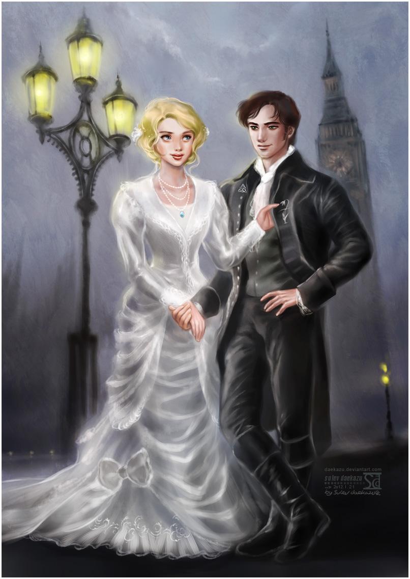 Victorian Age by daekazu