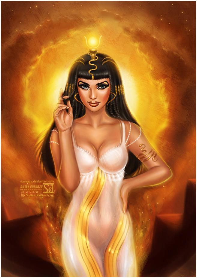 Cleopatra by daekazu
