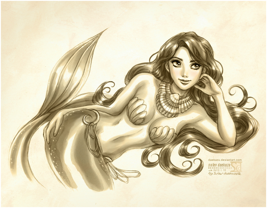 Mer Beauty by daekazu