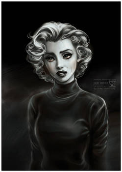 Lonely Marilyn