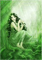 Green by daekazu