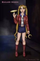 Sailor Moon: Usagi by daekazu