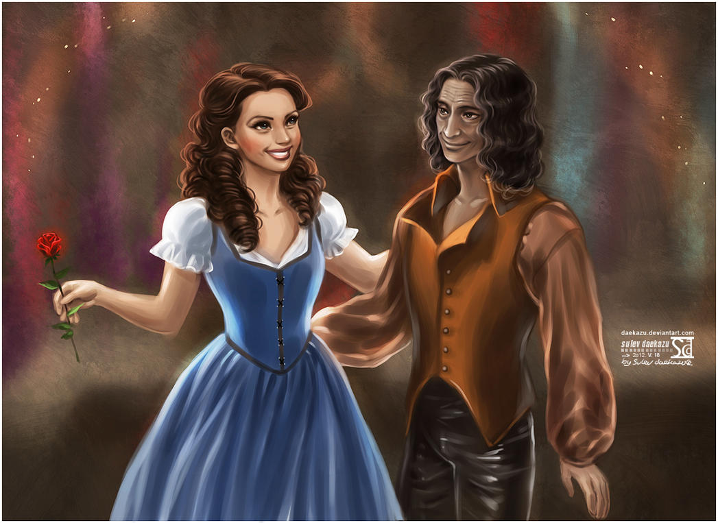 Beauty and the... Rumpelstiltskin by daekazu