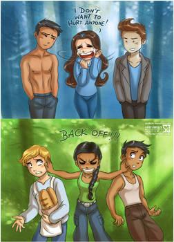 Twilight ep.13: Hunger Games