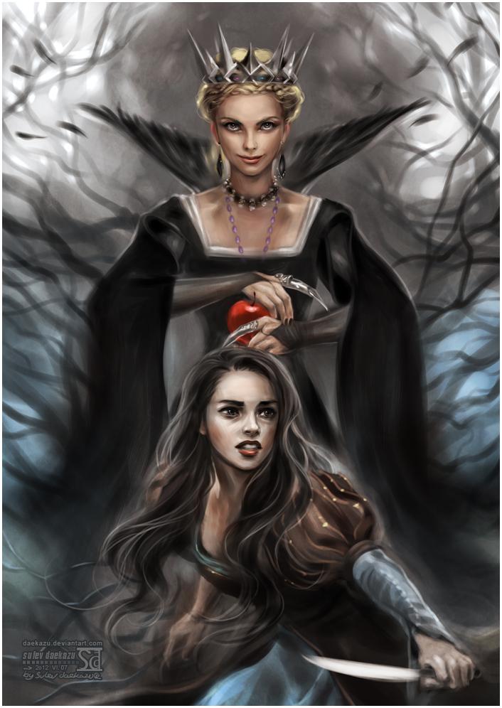 Snow White And The Huntsman Kinox