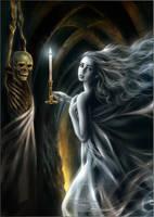 White Lady by daekazu