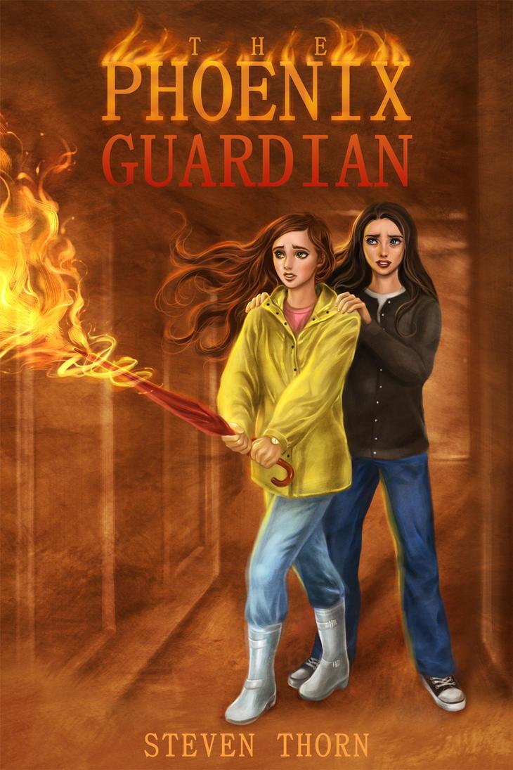 The Phoenix Guardian by daekazu
