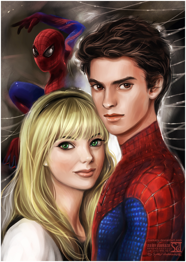Amazing Spider-Man: Gwen and Peter