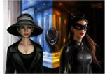 Dark Knight Rises: Catwoman