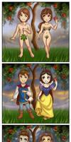 Twilight ep.16: Eve, SnowWhite and Bella