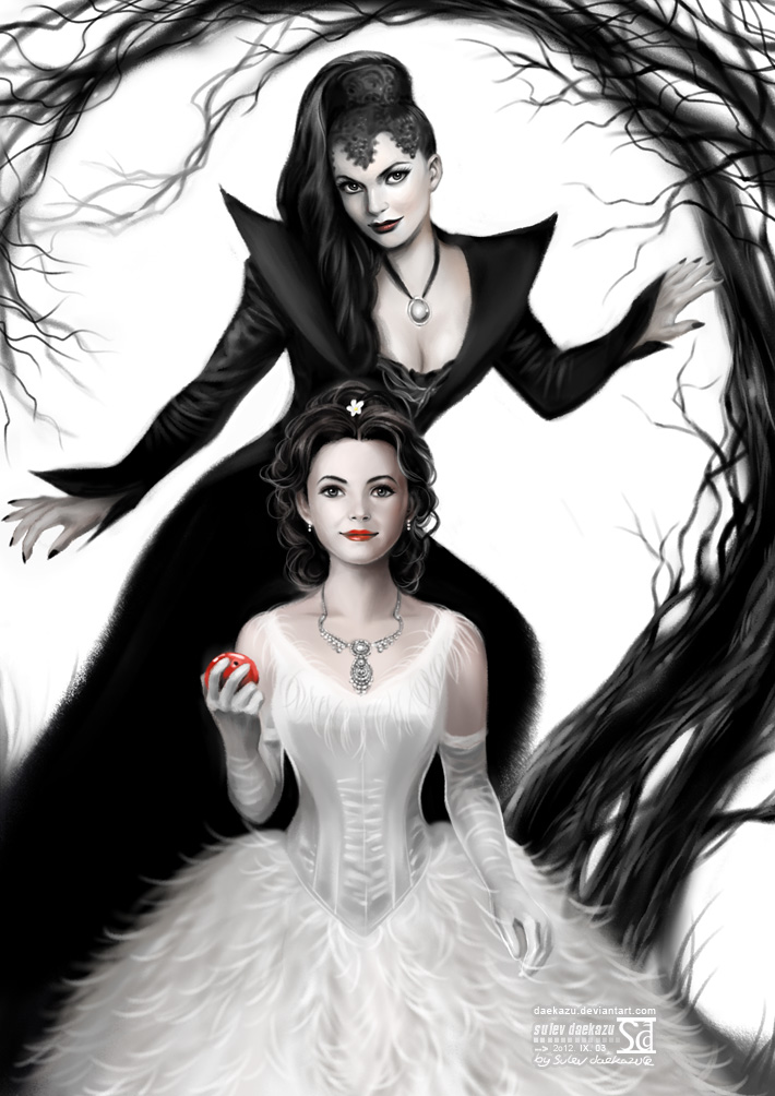 Once Upon a Time: Snow White by daekazu