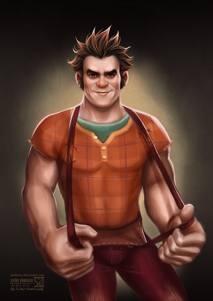 Wreck-it Ralph by daekazu ...